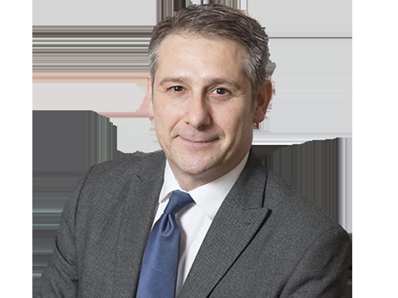 Stuart Sinclair, Head of Equiom Hospitality