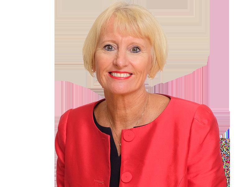 Caroline Prow, Equiom Guernsey's Managing Director