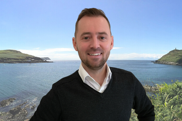 Robin McCauley, Manager - Client Services, Equiom Isle of Man