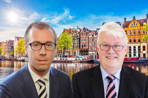 Sander Harmzen, Managing Director - Equiom Netherlands & David Prescott, VAT Consultant - Equiom Tax Services