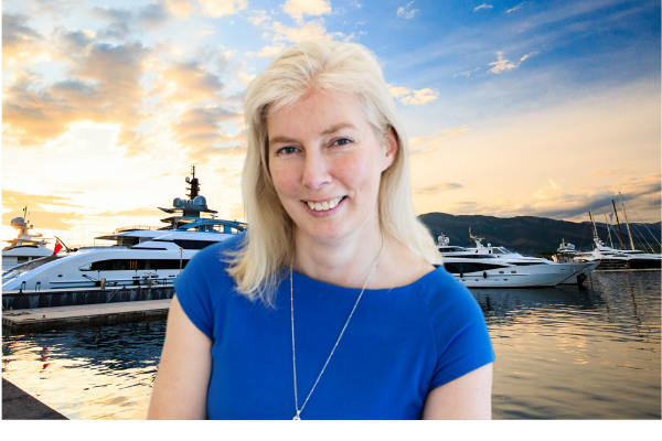 Anita Griffiths, Senior Manager - Yachting & Aviation
