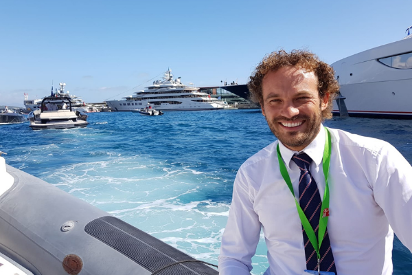 Ian Petts promoted to Head of Yachting & Aviation
