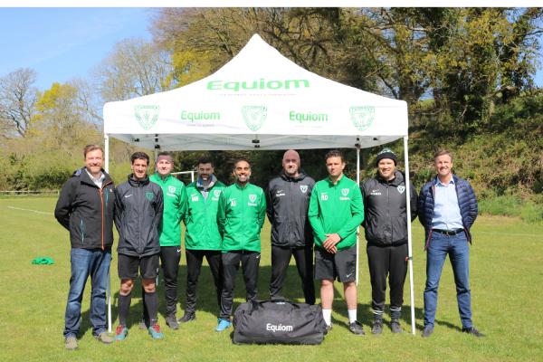 Equiom announces sponsorship of Trinity Football Club Juniors