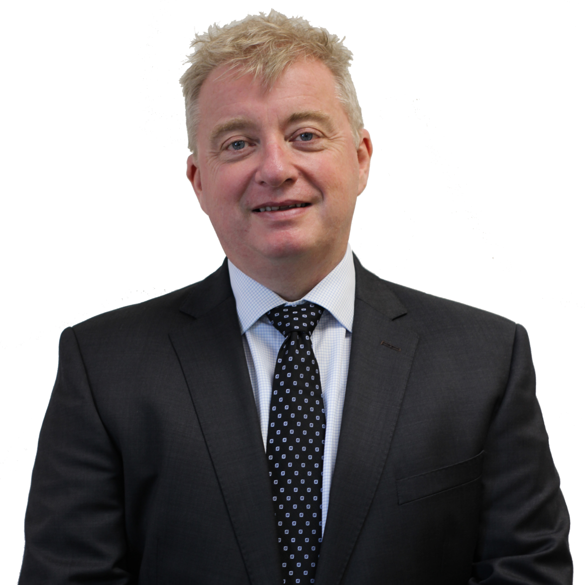 Gerard Delaney - Group Head of Professional Services